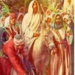 La Entrada Triunfal de Jesús