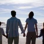 Las Huellas De Un Padre Sobre Su Hijo