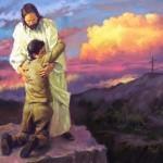 Jesus te dice: ¿Me amas?
