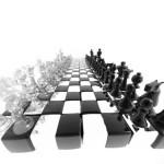 Una partida de ajedrez interesante