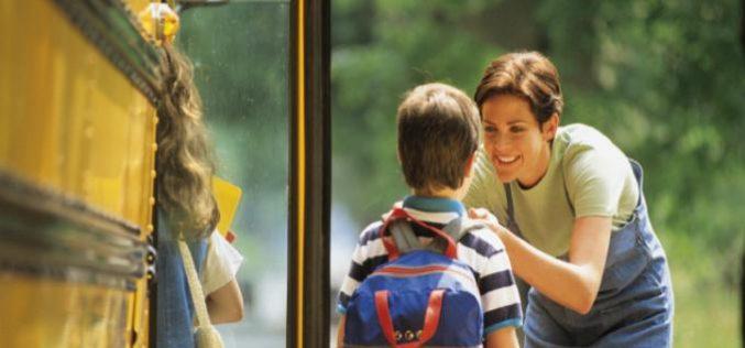Aconseja a tus Hijos para el Regreso a Clases