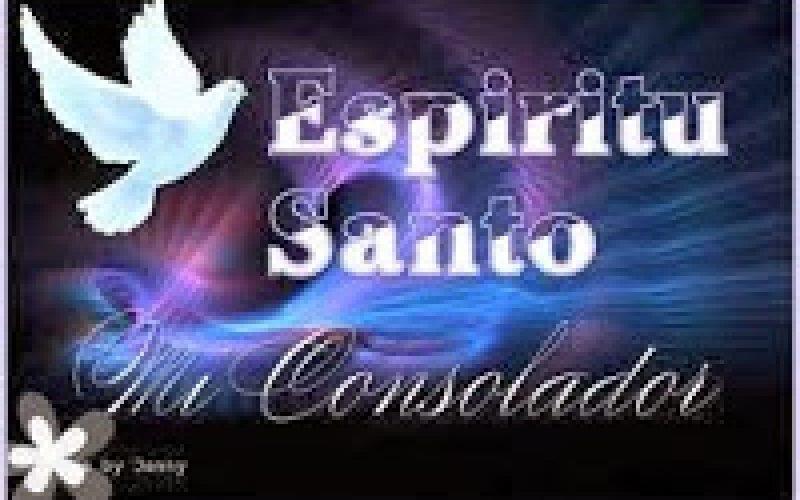 LA OBRA DEL ESPÍRITU SANTO (Devocional No. 072)
