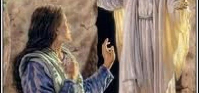 EL ESPÍRITU SANTO EN LA CRUCIFIXIÓN Y RESURRECCIÓN DE JESÚS (Devocional No. 083)