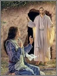 EL ESPÍRITU SANTO EN LA CRUCIFIXIÓN Y RESURRECCIÓN DE JESÚS