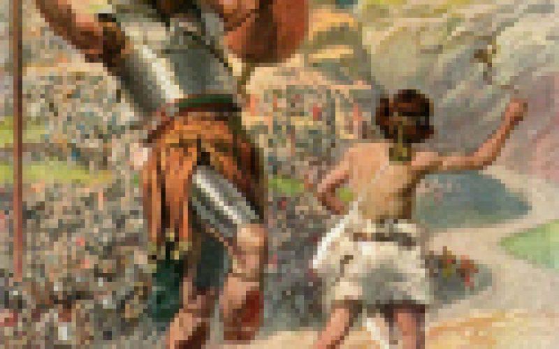 Derribando los gigantes en la autoridad y el poder de Jesucristo