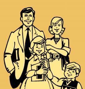 Con ayuda de Dios podemos darle solidez a la relación familiar