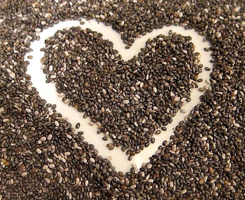 Propiedades semilla chia para adelgazar