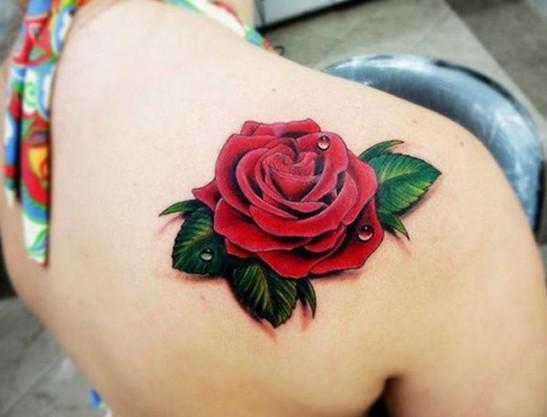 100 Tatuajes De Rosas Y Sus Significados Ministrosorg
