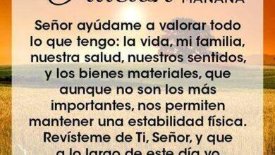 Photo of Oración De La Mañana – Comienza tu Dia con Dios