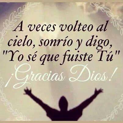 Gracias Dios Palabras Y Frases De Agradecimiento