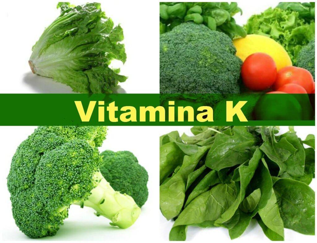 ¿Qué es la vitamina K? ¿Para qué sirve? Todo lo que necesita saber sobre K1 y K2