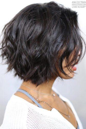 Dual Textured Short Haircutswidth=