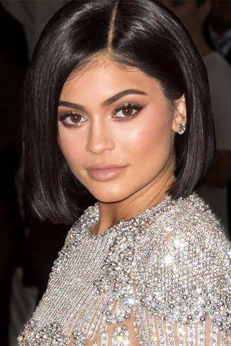 Kylie Jenner Perfectly Sleek Bobwidth=