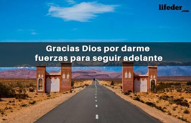 Frases de Agradecimiento a DIOS por las Bendiciones Recibidas