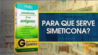 Photo of SIMETICONA Para que sirve? Dosis, Usos y Contraindicaciones