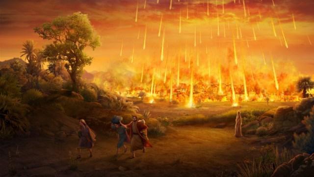 Las ciudades de Sodoma y Gomorra